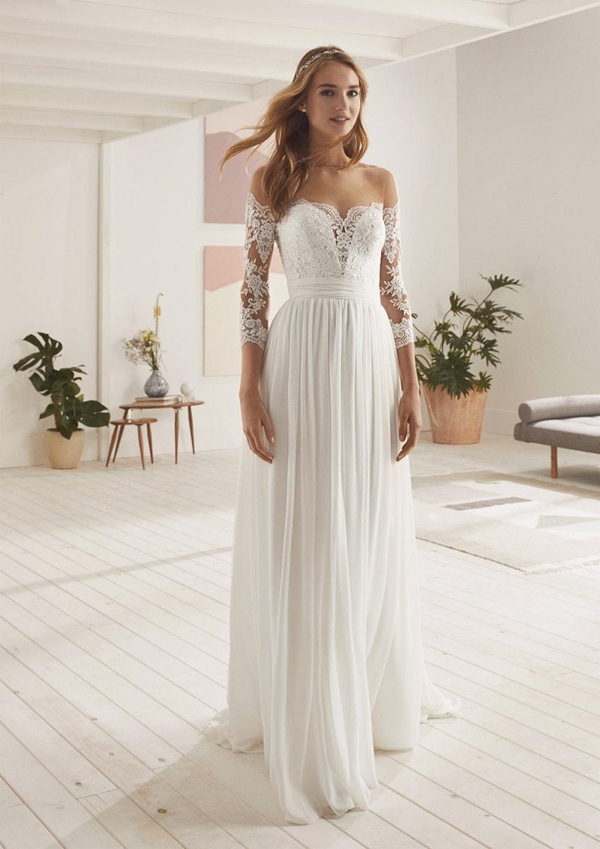 White One abito da sposa
