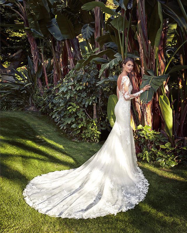 Adriana Alier abito da sposa