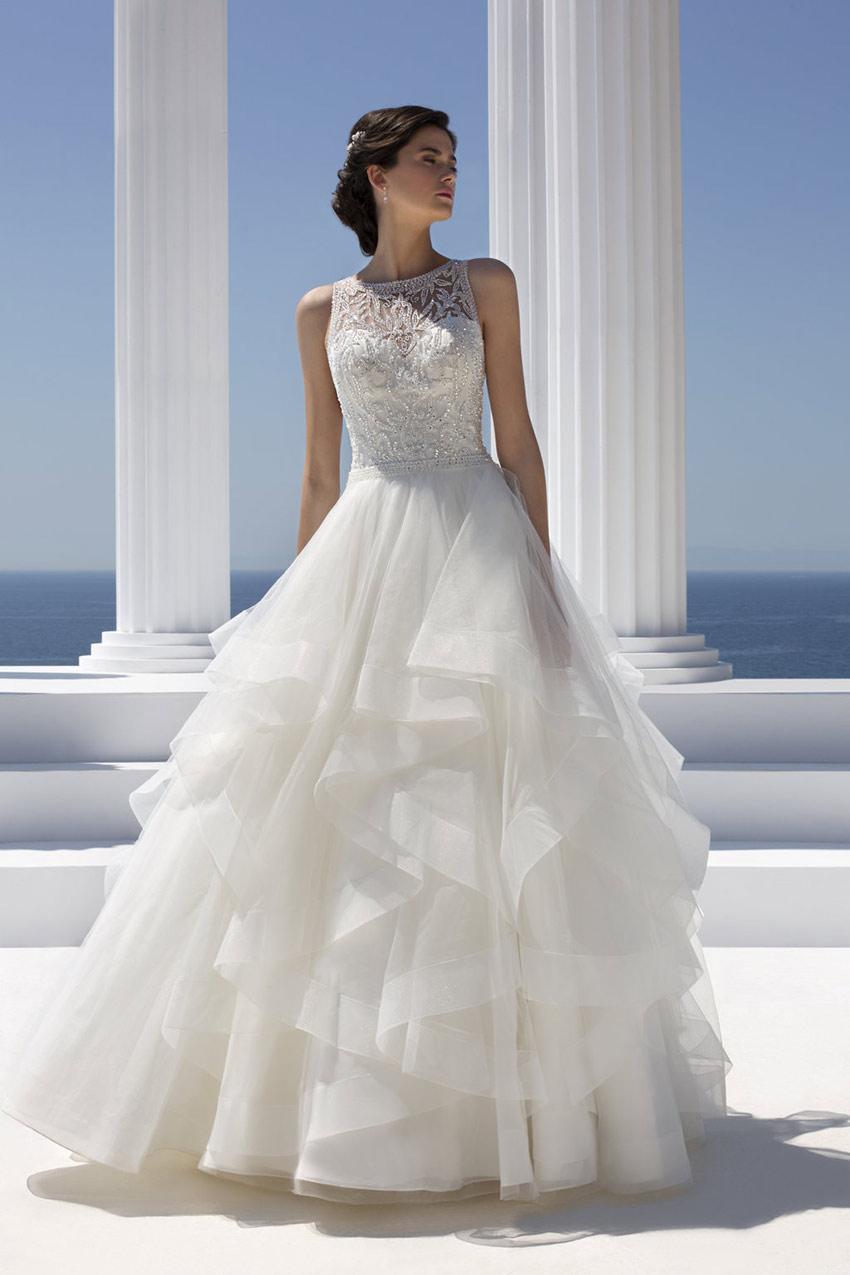 Mark Lesley abito da sposa