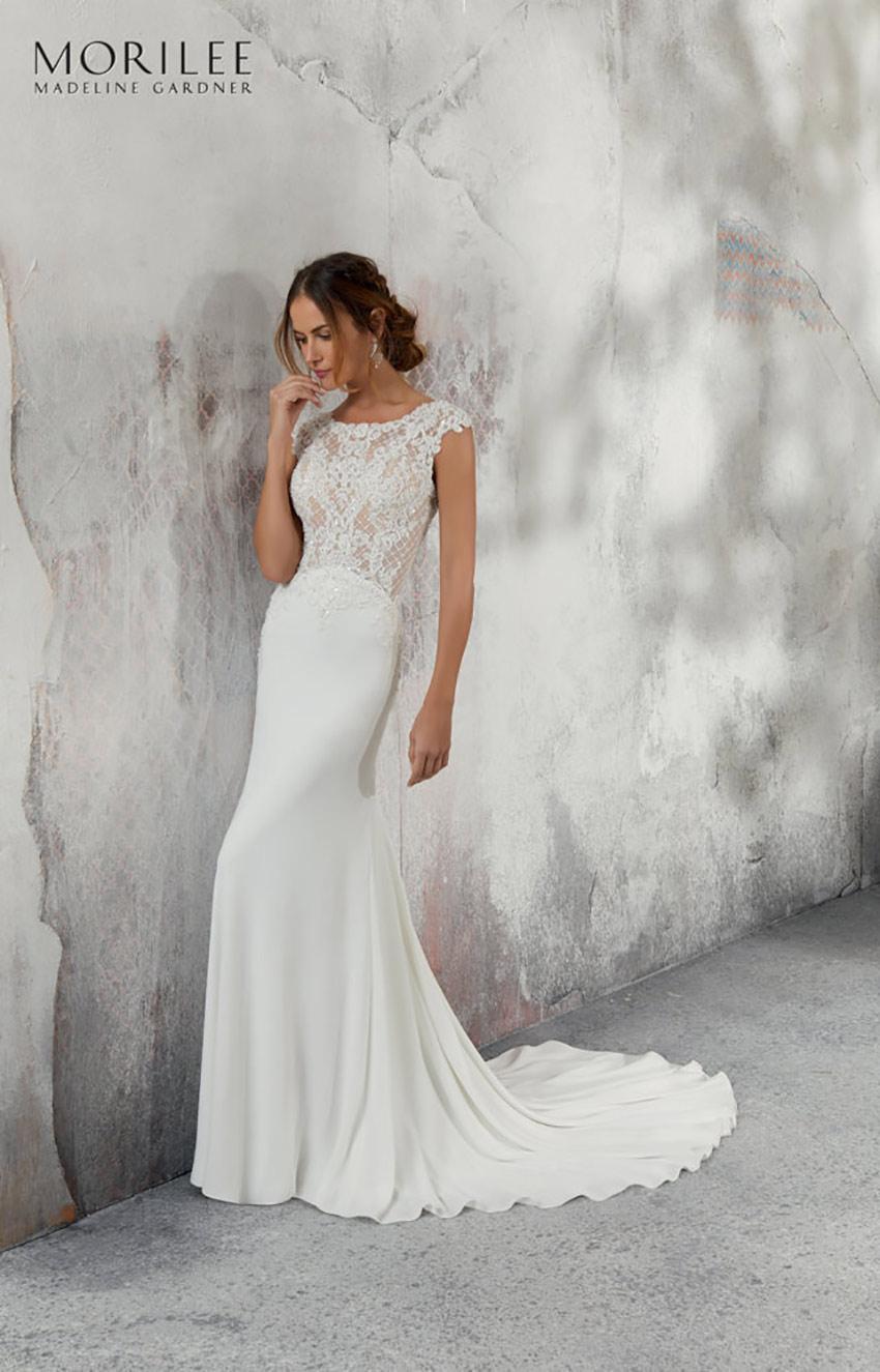 Morilee Blu abiti da sposa