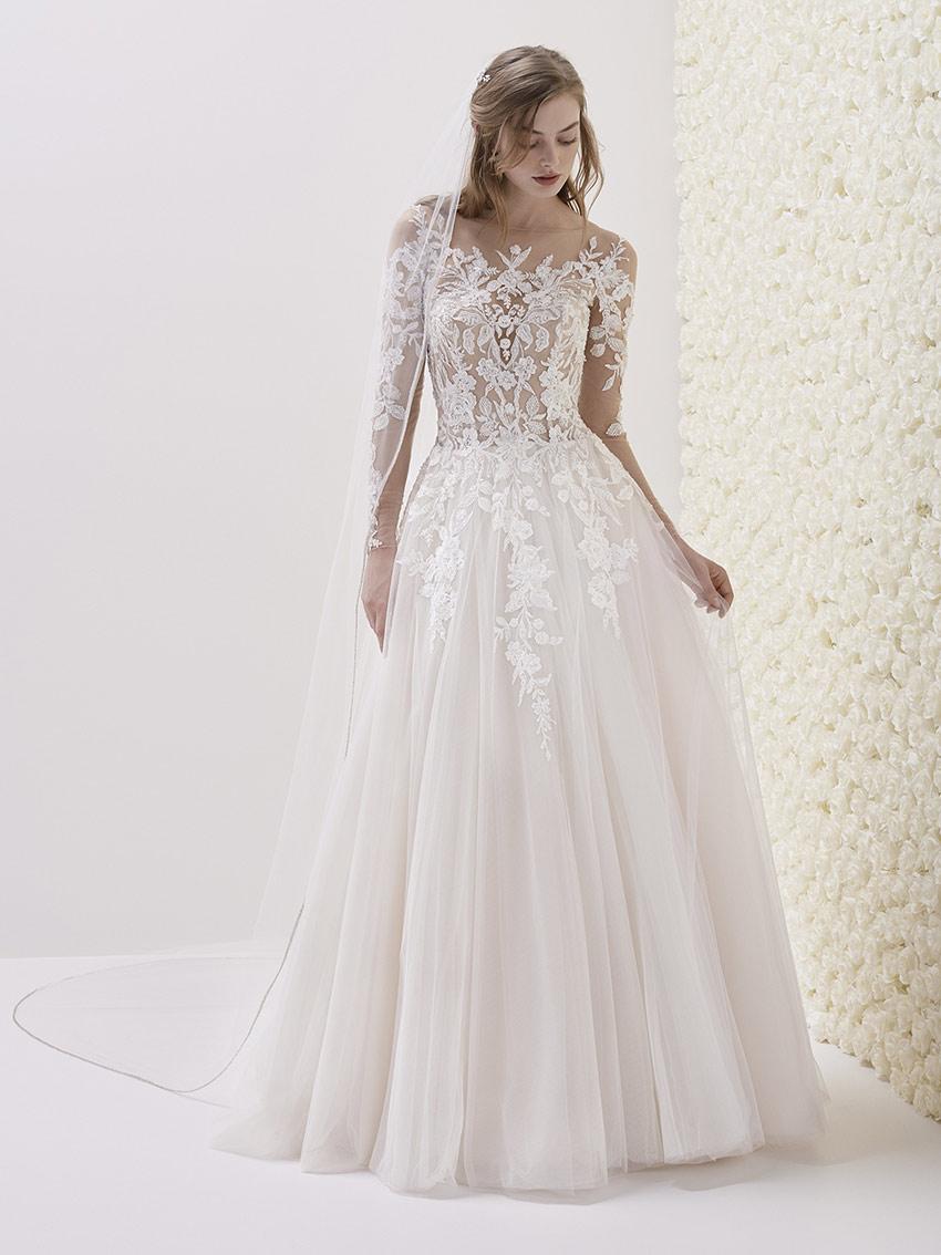 Pronovias abito da sposa