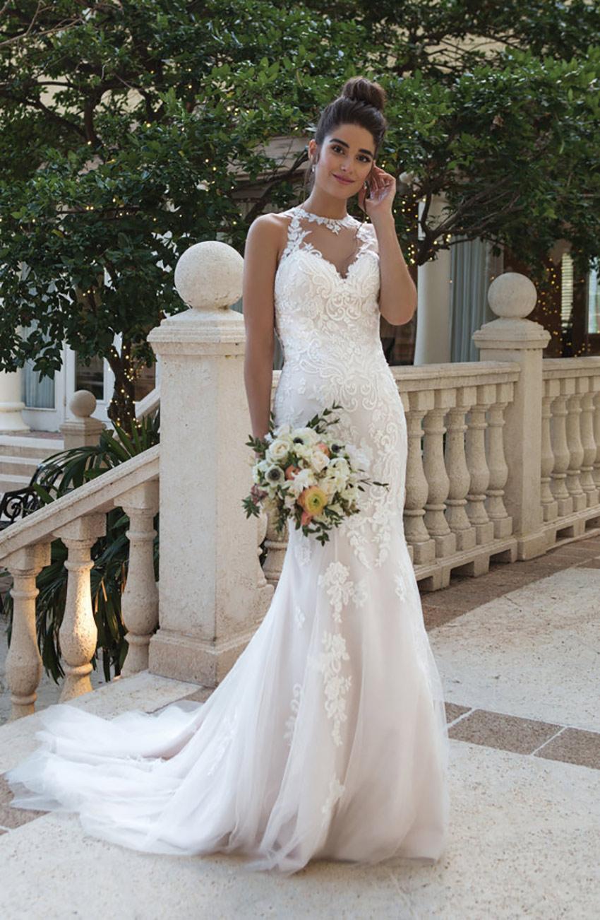 Sweetheart abito da sposa