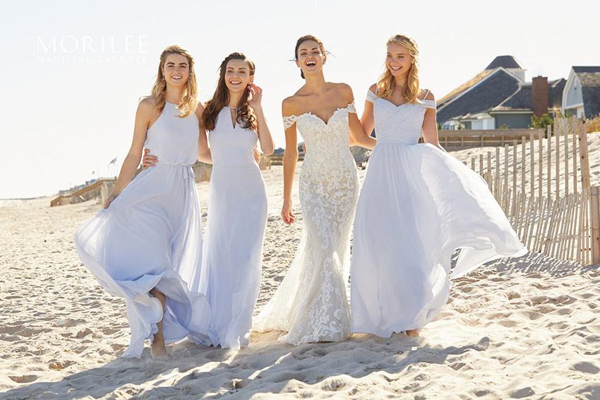 Morilee Bridesmaids abito da cerimonia