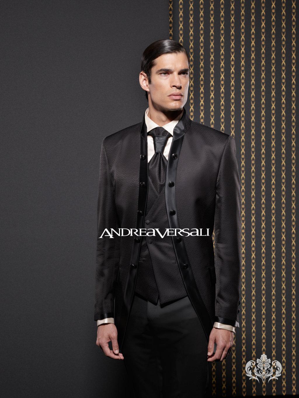 Andrea Versali abito da sposo